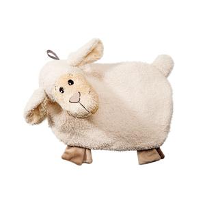 羊/パンダ湯たんぽ | 一緒に寝ようね、と話してくれそうな、愛くるしいぬいぐるみ湯たんぽ