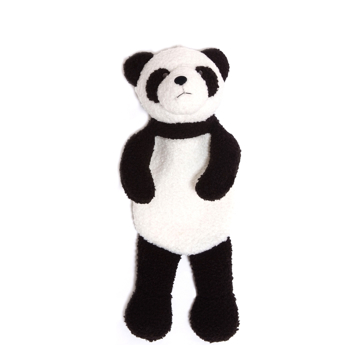 冬の寒さを乗り越える「湯たんぽ」|《羊/パンダ》 一緒に寝ようね、と話してくれそうな、愛くるしいぬいぐるみ湯たんぽ| Fashy|パンダ