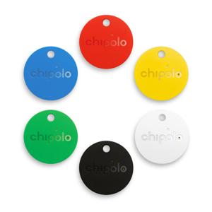 「探し物」がなくなる、スマホ設定簡単なキーホルダー(電池交換可) | CHIPOLO