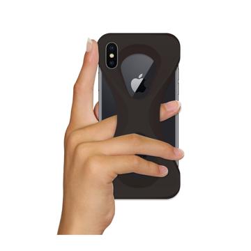 iPhoneX / XS用 | 落とす不安から解放され、操作の自由度が広がる iPhone カバー