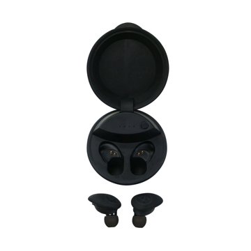 好きな音楽は、音質とワイヤレスで楽しむ|音飛び・途切れを防ぐ最新技術 Bluetooth 5.0に対応。毎日の通勤・家事・運動が楽しくなるワイヤレスイヤホン | WINGS|BLACK(完売:生産終了)