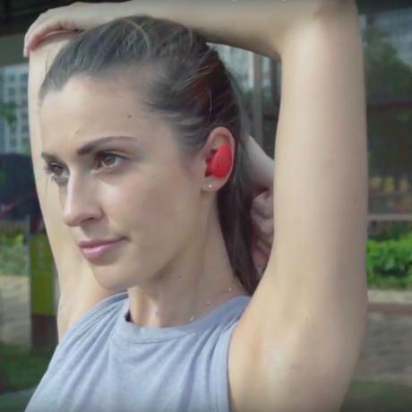 好きな音楽は、音質とワイヤレスで楽しむ|音飛び・途切れを防ぐ最新技術 Bluetooth 5.0に対応。毎日の通勤・家事・運動が楽しくなるワイヤレスイヤホン | WINGS