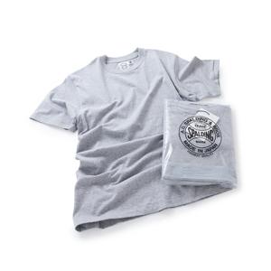 《GREY》他にはない'表情'と'着心地'を追求。着回しに便利な2枚組パックTシャツ | A.G. Spalding & Bros.
