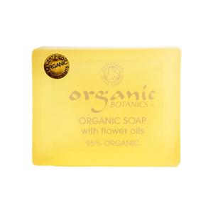《レギュラーサイズ》ハーブ研究家が30年も追求してきたオーガニックソープ|organic BOTANICS