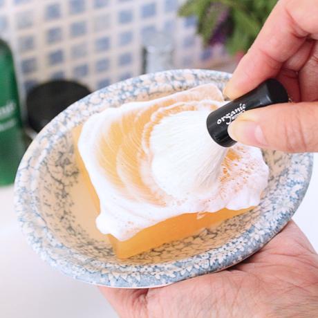 キッチンから始まった「伝説の自然派コスメ」 《レギュラーサイズ》ハーブ研究家が30年も追求してきたオーガニックソープ organic BOTANICS 