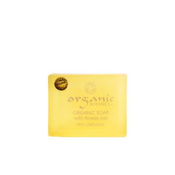 《ミニサイズ》ハーブ研究家が30年も追求してきたオーガニックソープ|organic BOTANICS