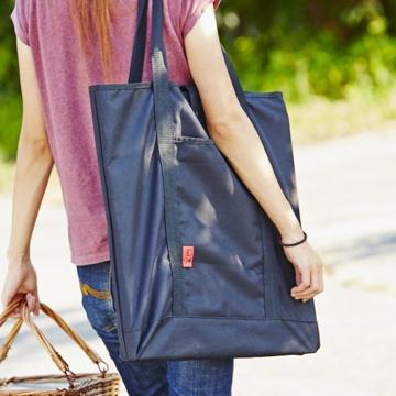 薄さ3cmのバーベキューグリル|《グリル+専用収納バッグ》収納も持ち運びもカンタン!畳めるバーベキューグリル|Notebook