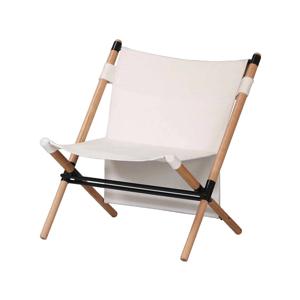 《ローチェア》家具メーカーが本気で考えた、家でも外でも寛げるキャンプ用品|Hang Out