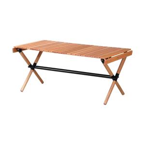 《ローテーブル大》家具メーカーが本気で考えた、家でも外でも寛げるキャンプ用品|Hang Out