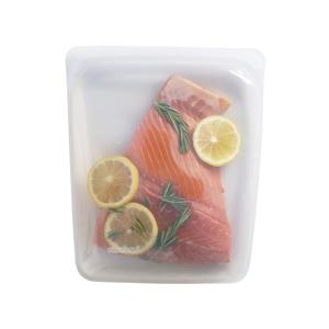 《1.92L/ハーフガロン》食材の密閉保存から調理まで、これひとつでOK!繰り返し使えるマルチバッグ|stasher