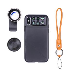 《広角PROレンズ・基本セット(iPhone 7Plus / 8Plus / X 対応)》あの臨場感もiPhoneに残せる!シャッターチャンスを逃さない「ケース一体型の特殊レンズ」 | ShiftCam 2.0
