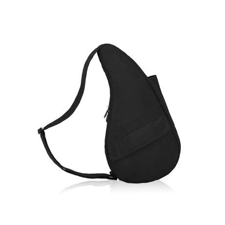 お出かけが増える「ボディバッグ」|2019年新色《Sサイズ》人間工学による「しずく型」で、荷物も体も軽くなるボディバッグ|Healthy Back Bag|ブラック