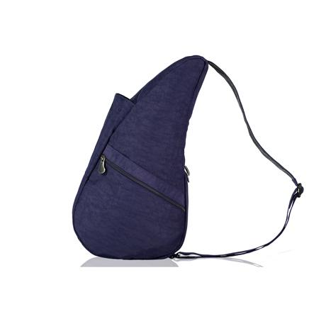 お出かけが増える「ボディバッグ」|2019年新色《Sサイズ》人間工学による「しずく型」で、荷物も体も軽くなるボディバッグ|Healthy Back Bag|ブルーナイト