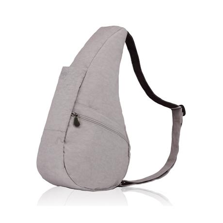 お出かけが増える「ボディバッグ」|2019年新作《Mサイズ》人間工学による「しずく型」で、荷物も体も軽くなるボディバッグ|Healthy Back Bag|グレーフォックス
