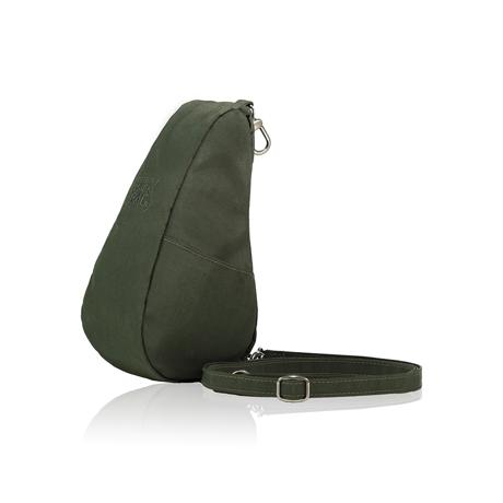 お出かけが増える「ボディバッグ」|《バッグレット》人間工学による「しずく型」が、体にフィットするボディバッグ|Healthy Back Bag|ディープフォレスト