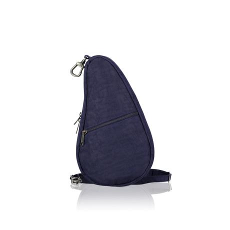 お出かけが増える「ボディバッグ」|《バッグレット》人間工学による「しずく型」が、体にフィットするボディバッグ|Healthy Back Bag|ブルーナイト