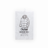 《ショート丈・3枚組》ハンガーごと収納OK、シワ・型崩れ知らずの「衣類圧縮バッグ」|vacuum seal hanging bag