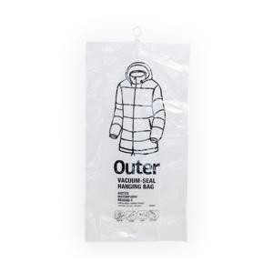 《ロング丈・3枚組》ハンガーごと収納OK、シワ・型崩れ知らずの「衣類圧縮バッグ」|vacuum seal hanging bag