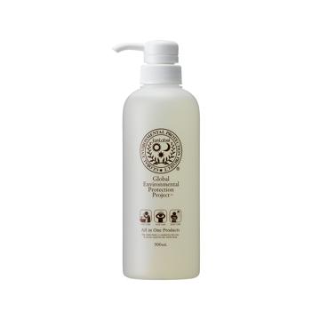 《500ml》これ1本で全身洗えて、肌も髪もしっとり潤うシャンプー|Jam Label