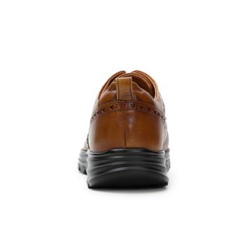 自由な発想を「紳士靴」にも! スーツにもデニムにも合う、遊びゴコロを履かせた大人の「ドレススニーカー」 三陽山長 ブラウン/25.5-26cm(7.5US)
