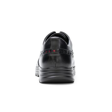 自由な発想を「紳士靴」にも! スーツにもデニムにも合う、遊びゴコロを履かせた大人の「ドレススニーカー」 三陽山長 ブラック/24.5-25cm(6.5US)