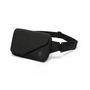 体にフィットする薄さ4cm、紙幣・カードをそのまま収納できるボディバッグ型財布 | Code 10 / Bodywallet