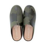 スキップしたくなる『スリッパ』|靴の製法でつくったからトコトン歩きやすい「スリッパ」|room's|カモフラージュ/L(25-27cm)(次回入荷未定)