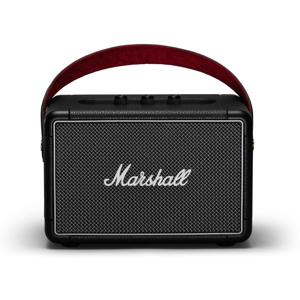 ヴィンテージ感溢れる見た目から、迫力の音!Bluetooth 2台接続でスムーズに音楽が楽しめるワイヤレススピーカー|Marshall Kilburn Ⅱ