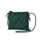 """知恵を編んだ『背負いカゴバッグ』 取り外し可能な""""バッグ イン バッグ""""が付属。3通りの使い方ができる「ショルダーバッグ」  PACK Green(生産終了)"""