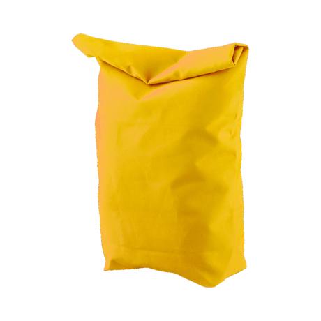 知恵を編んだ『背負いカゴバッグ』|《オプション/替インナースリーブ》まるごと取り外しが可能!組み合わせで遊べる「カラースリーブ」| PACK|Yellow