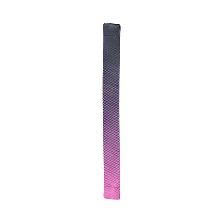 知恵を編んだ『背負いカゴバッグ』|《オプション/替ストラップ》アクセサリー感覚で付け替えできる「グラデーションストラップ」| PACK|グラデーション(Pink-Navy )