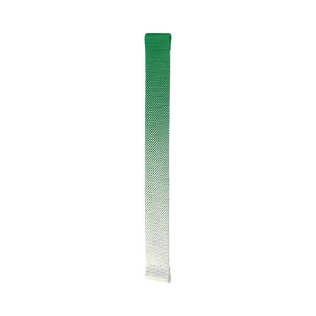 知恵を編んだ『背負いカゴバッグ』|《オプション/替ストラップ》アクセサリー感覚で付け替えできる「グラデーションストラップ」| PACK|グラデーション(Forest-Green)