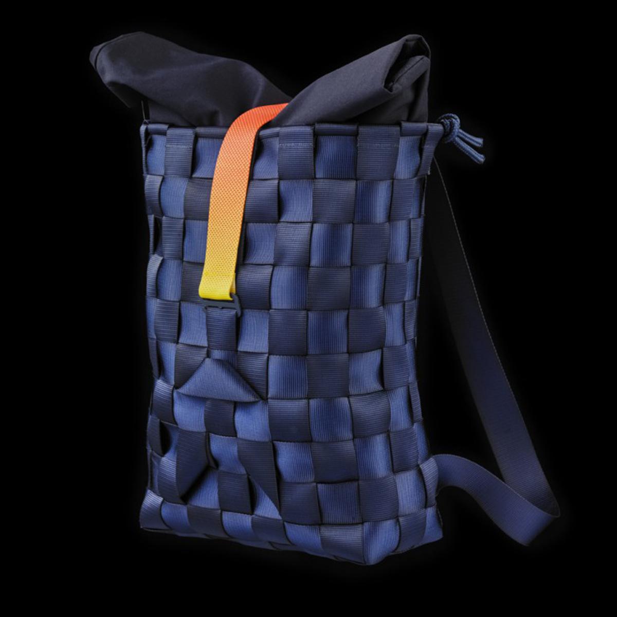 知恵を編んだ『背負いカゴバッグ』|《オプション/替ストラップ》アクセサリー感覚で付け替えできる「グラデーションストラップ」| PACK
