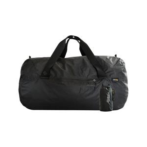 《30L/ブラック》旅先や出張でスマートに荷物をまとめて、日常生活でも使える。手のひらサイズにたためる防水仕様のボストンバッグ|Matador transit30 2.0