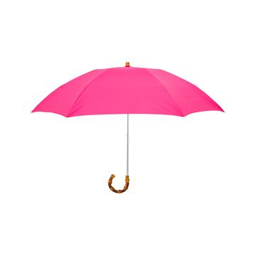 《晴雨兼用・折りたたみ傘》大人の女性が持ちたい、光沢が美しい晴雨兼用傘|Bon Bon Store