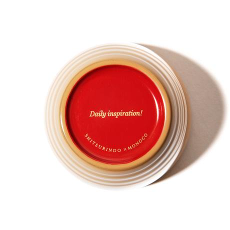 惣菜が「映える法則」を発見!|《ペアセット/MONOCO限定》誰でもきれいに盛り付けができる、漆のあたたかい色彩。225年続く越前漆器の老舗がつくる「色漆のそば猪口」| 漆琳堂×MONOCO|野苺×蜂蜜(のいちご×はちみつ)