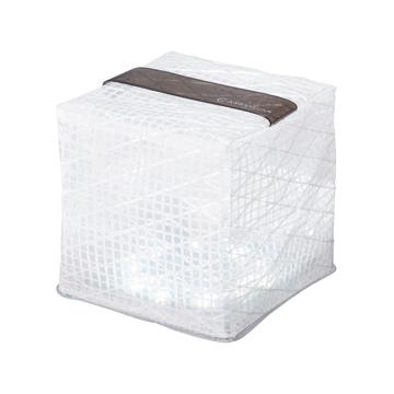 《単色・ミディアムサイズ》薄さ1.2cmに畳める超軽量ソーラー充電式ライトで、いつも太陽の光がそばに|carry the sun