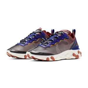 NIKE REACT ELEMENT 87(DUSTY PEACH/ATMOSPHERE GREY)