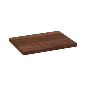 《単品/カッティングボード》スタイリッシュな褐色がテーブル映えする「木製ボード」|CARL MERTENS