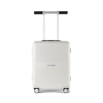 "《Type B/37L》手を添えるだけで滑らかに走行、""気の利く""設計であなたの旅路に寄り添うスーツケース(1〜2泊・機内持ち込みサイズ)|RAWROW"