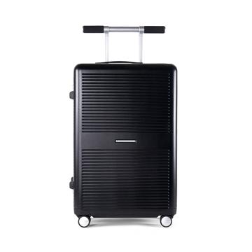 "《Type B/63L》手を添えるだけで滑らかに走行、""気の利く""設計であなたの旅路に寄り添うスーツケース(4〜5泊)|RAWROW"
