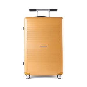 "《Type B/88L》手を添えるだけで滑らかに走行、""気の利く""設計であなたの旅路に寄り添うスーツケース(7泊〜)|RAWROW"