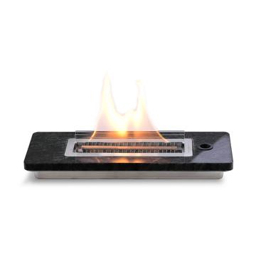 安全な専用燃料で、煙が出ない、テーブルに置ける「焚き火」|LOVINFLAME