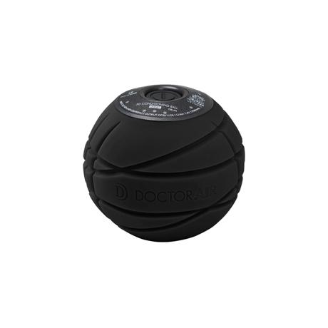 身体中をほぐしながら転がる「ブルブル丸」 毎分3,500回の振動+ヒーター機能で、筋肉を奥深くから揺さぶる「ミニストレッチボール」 3Dコンディショニングボールスマート ブラック(完売)