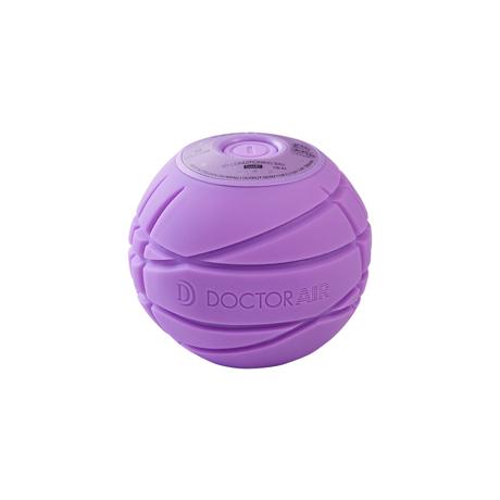 身体中をほぐしながら転がる「ブルブル丸」 毎分3,500回の振動+ヒーター機能で、筋肉を奥深くから揺さぶる「ミニストレッチボール」 3Dコンディショニングボールスマート パープル(在庫限り)