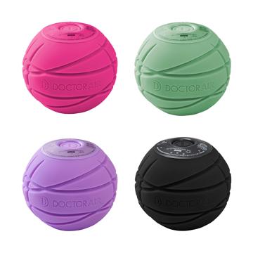 毎分3,500回の振動+ヒーター機能で、筋肉を奥深くから揺さぶる「ミニストレッチボール」|3Dコンディショニングボールスマート