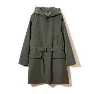 《ウィザードコート》これ一着で36〜42℃に温度調整できる、脱ぎ着不要の次世代通勤コート|HEATIER