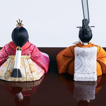 『毎年のしあわせ』が御嬢様と家族に訪れる|《四角形/小》5つの日本伝統工芸をコンパクトにした、リビングに飾れる「プレミアム雛人形」※第二期受注分 | 宝想雛|