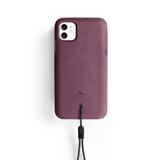 """iPhoneに着せたい""""断熱アウター"""" 《iPhone 11/iPhone 11 Pro》気温によるバッテリー消耗を防ぎ、耐衝撃性に優れたスマホケース LANDER MOAB CASE iPhone11/ベリー"""
