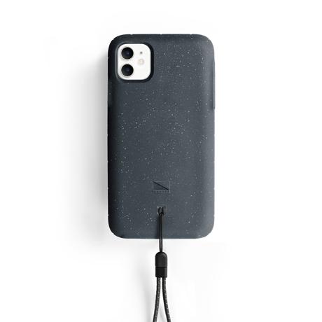 """iPhoneに着せたい""""断熱アウター"""" 《iPhone 11/iPhone 11 Pro》気温によるバッテリー消耗を防ぎ、耐衝撃性に優れたスマホケース LANDER MOAB CASE iPhone11/ブラック"""
